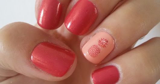 The nails of the week: last summer nails!