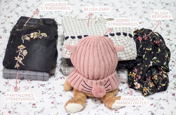 haul rebajas enero compras ropa inditex