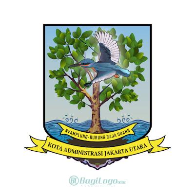 Kota Administrasi Jakarta Utara Logo Vector