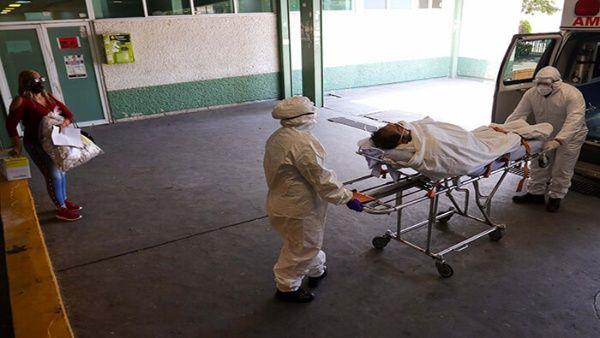 México rebasa las 60.000 muertes por coronavirus