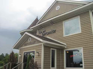 The Granite Restaurant in Bancroft Ontario.