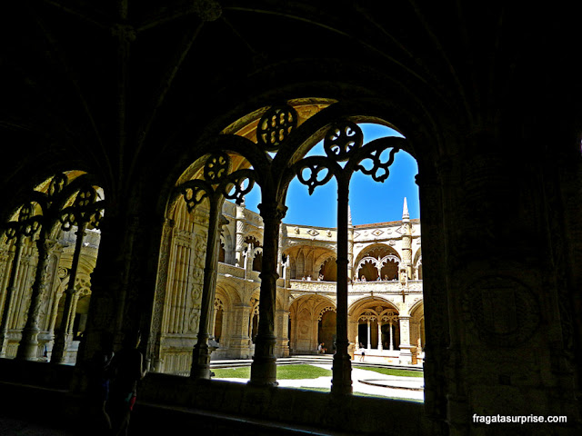 Claustro do Mosteiro dos Jerónimos, Lisboa