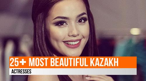 LIST: 25+ Most Beautiful Kazakh Actresses