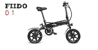 Opinión Bicicleta FIIDO D1