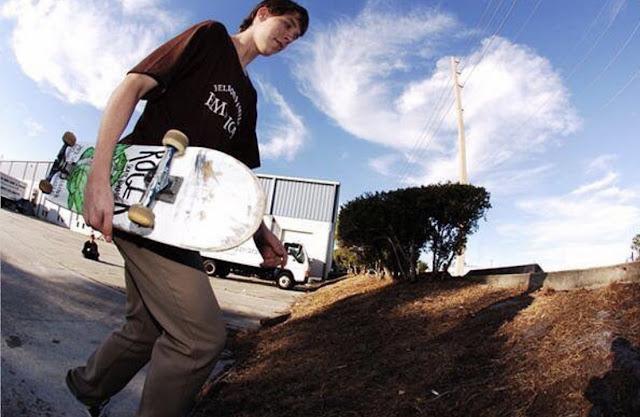 Skateboarder Memories