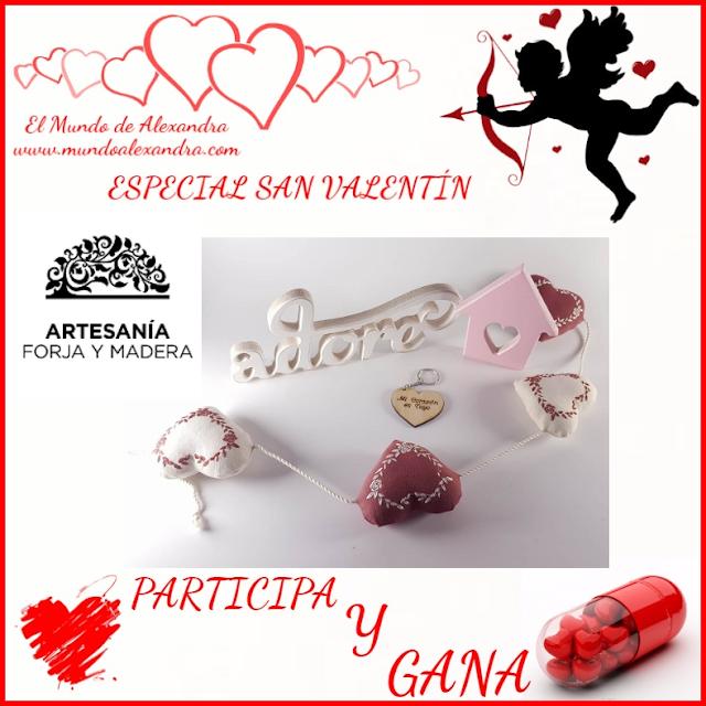 Pack San Valentín