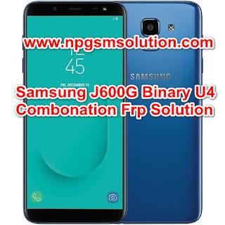 Samsung J600G Binary U4 Combonation Frp Solution