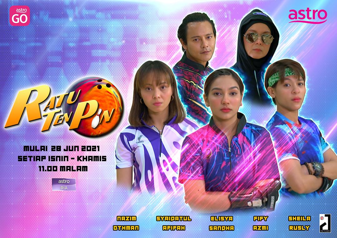 Drama Ratu Ten pin Astro Ria