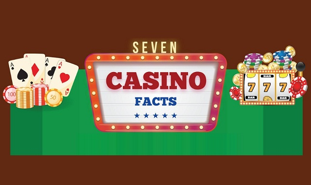 7 casino facts
