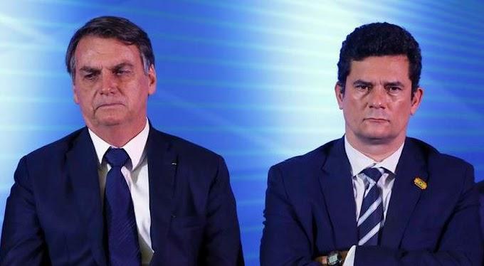 Moro se arrepende de ter saído do governo atirando em Bolsonaro. Mas não se arrepende de ter entrado