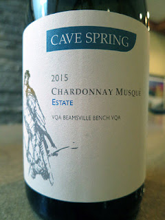 Cave Spring Estate Bottled Chardonnay Musqué 2015 (88+ pts)