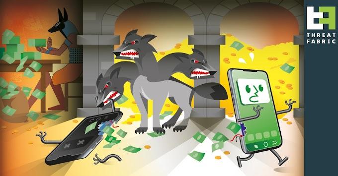 Cerberus: surge un nuevo Android 'Banking Malware For Rent'