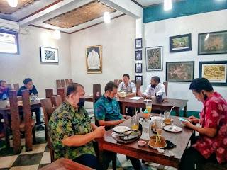 Ketua Pengkab PSTI Jepara Isyaratkan Sepak takraw Mulai Latihan