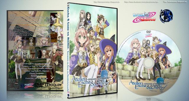 Escha & Logy no Atelier Tasogare no Sora no Renkinjutsushi   12/12   Cover DVD   BDRip   1080p   MEGA  
