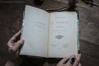 Le Sabbat des Sorciers, The Witches' Sabbath, El Aquelarre de las Brujas