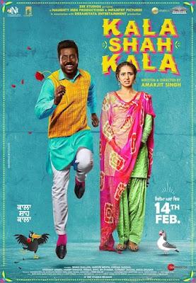 Kala Shah Kala 2019 Punjabi 720p WEB-DL 1GB