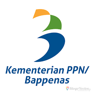 Kementerian PPN/Bappenas Logo vector (.cdr)