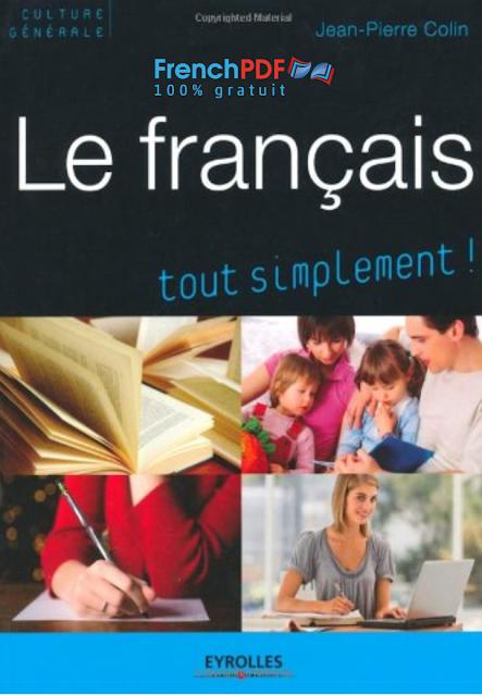 Le Français tout simplement en pdf de Jean-Pierre Colin