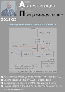 [АП 2018/12] - свежий номер журнала