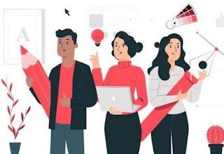 contoh bisnis online 2020 - desain