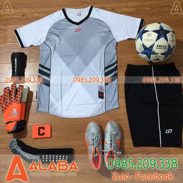 Áo bóng đá màu xám