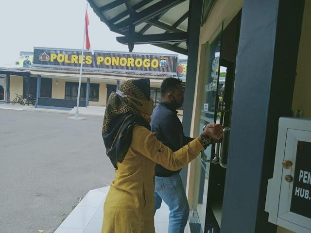 Namanya dicemarkan, Mantan Isteri Dian Agus, Lapor ke Polisi