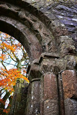 Monaincha Romanesque Arch