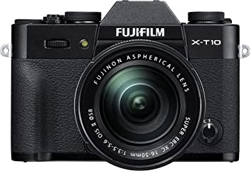Fujifilm X-T10 Mirrorless Digital Camera Firmware Latest Driverをダウンロード