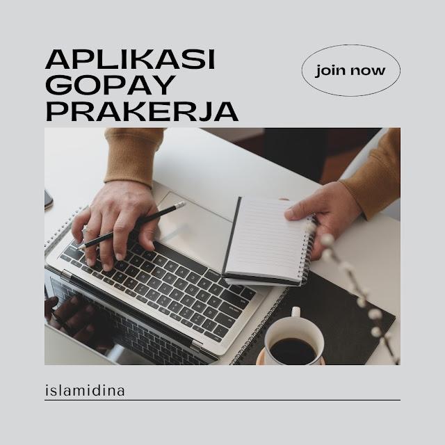 Aplikasi Gopay Untuk Prakerja