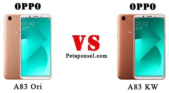 orisinil dan palsu ialah salah satu teknik pandai untuk memilih perangkat pandai yang ses Nih 10+ Cara Cek Oppo A83 Asli dan Palsu (HDC)
