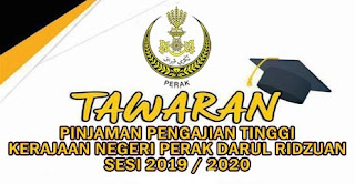 PERAK State Government Education Loan