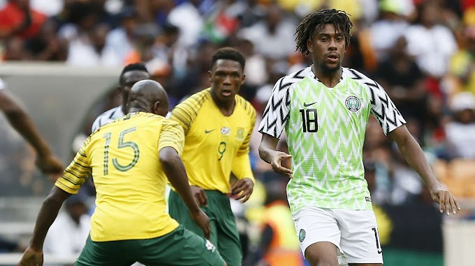 Afcon 2019: Okocha reveals how Nigeria-South Africa rivalry started