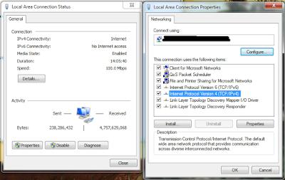 agen-gaple-menu-TCP/IPV4-pada-komputer