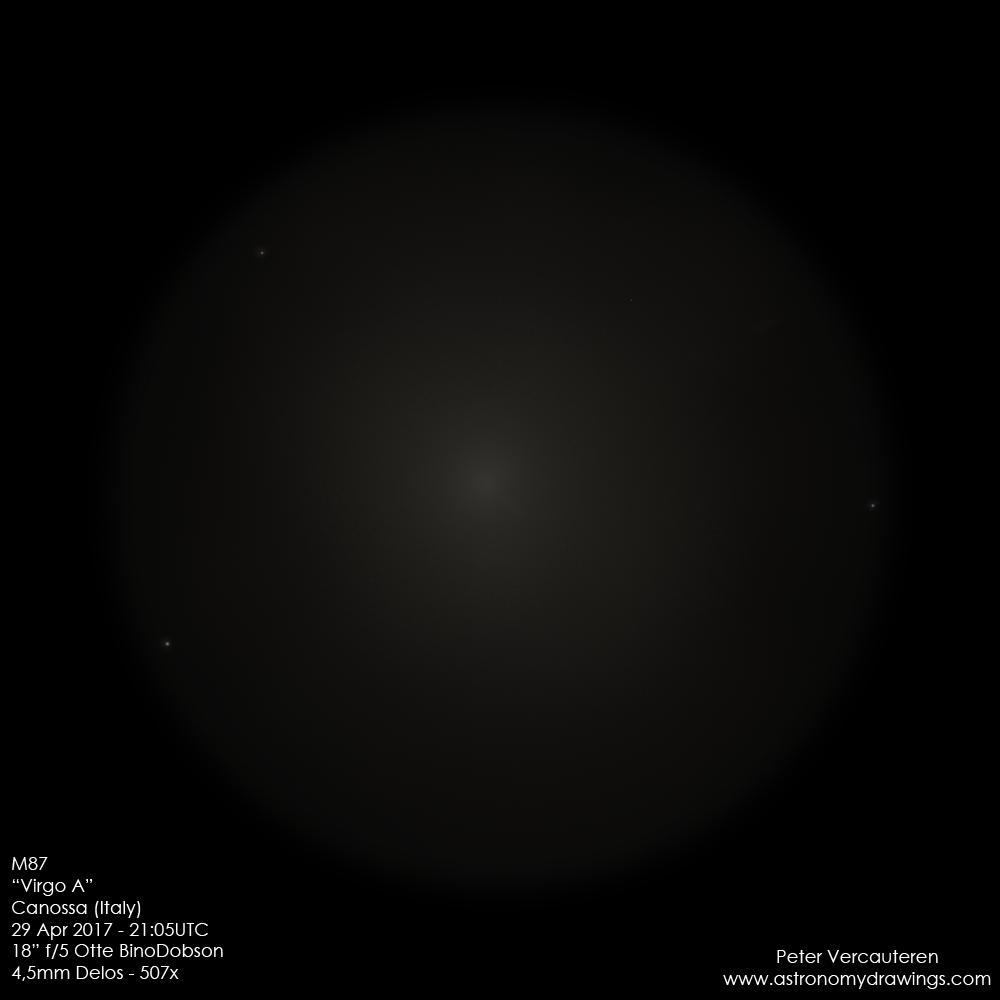 virgo supercluster image