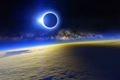 Proses Terjadinya Gerhana Bulan dan Matahari