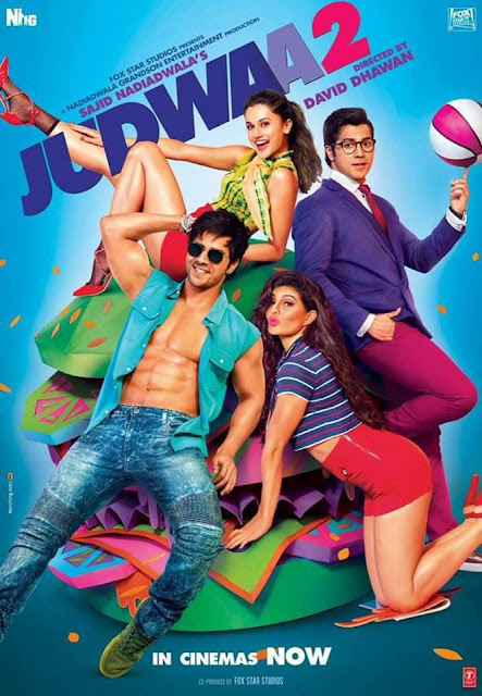 Judwaa 2 (2017) Hindi Movie Ft. Varun, Taapsee & Jacqueline