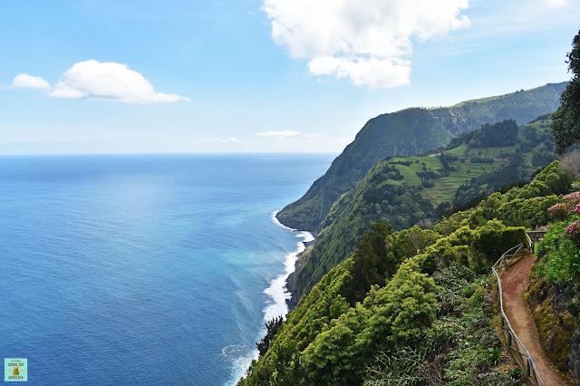 Miradouro Ponta da Sossego, Sao Miguel (Azores)