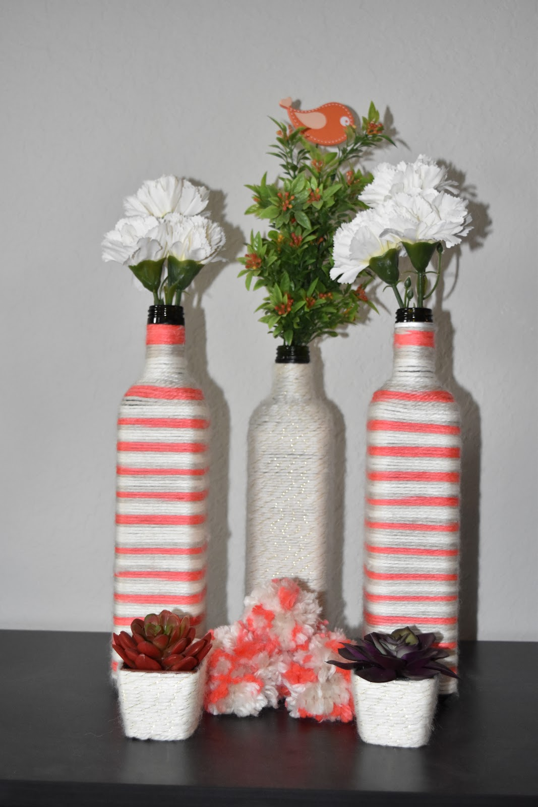 Ideas to reuse oil bottles home decor aim for glam so coming back to the blog post i am here with a new idea to decorate your rooms with an easy diy flower vase using oil bottles i love decorating my house reviewsmspy