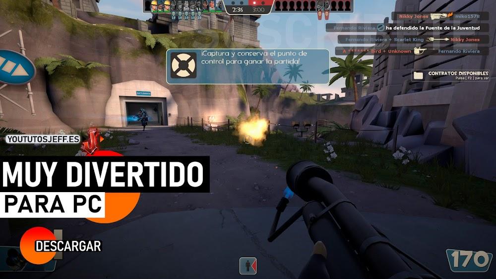 Descargar Team Fortress 2 para PC GRATIS