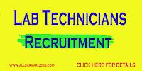 Laboratory Technicians Recruitment - Government of   Odisha