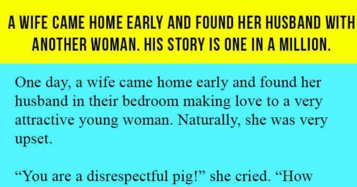 Wait! I Can Explain the Wife Came Home ... me.me