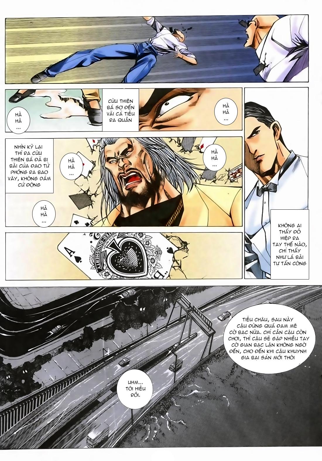Đổ Hiệp Truyền Kỳ chap 1 - Trang 16