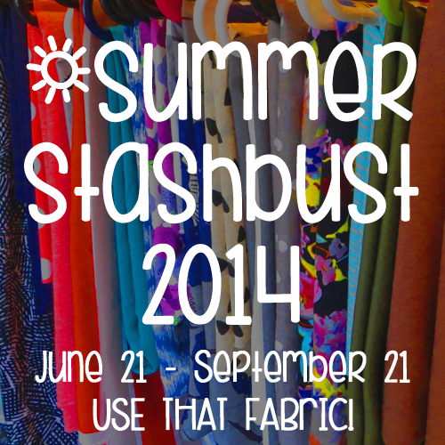 Click me! Summer stashbust