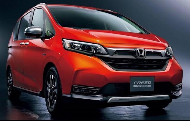 Honda Freed Hybrid 2020