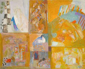 Shafic ABBOU, Les Inspirations, 1994