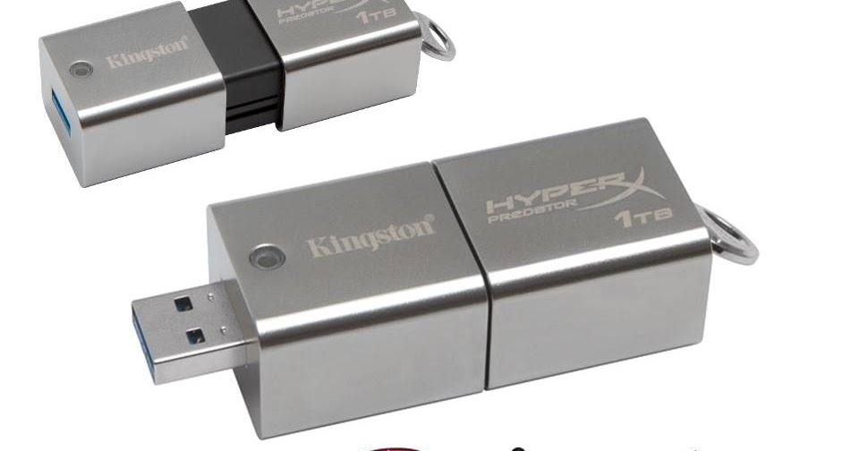 kingston announces 1 tb usb flash drive pinoy tekkie. Black Bedroom Furniture Sets. Home Design Ideas