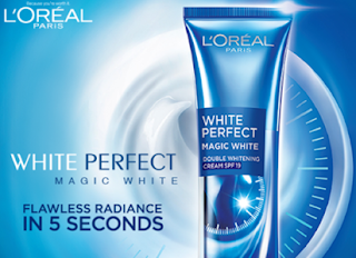 L'Oreal Paris White Perfect Magic White Double Whitening Cream
