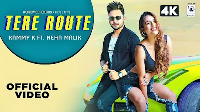 Tere Route Lyrics