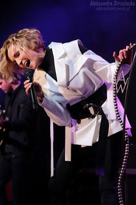 Zdjęcia z koncertu - Ania Wyszkoni