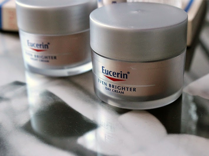 Eucerin Even Brighter Moisturiser and Giveaway